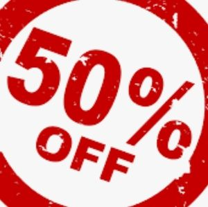50%off bundles of preowned clothing